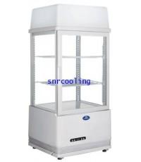 ตู้แช่เย็น กระจก 1 ประตู (กระจก 4 ด้าน) ยี่ห้อ Sanden Intercool รุ่น SAG-0583 (2.05 คิว)