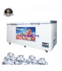 ตู้แช่แข็ง ฝาทึบโช๊คอัพ ยี่ห้อ Fresher รุ่น FF725DI (725 ลิตร / 25.6 คิว) Digital