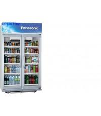 ตู้แช่เย็นกระจก 2 ประตู ยี่ห้อ Panasonic รุ่น SBC-P2DBA (ขนาด 35.1 คิว)