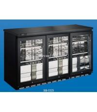 ตู้แช่เย็น กระจก 3 ประตู ยี่ห้อ Sandent Intercool รุ่น SBB-0325 (11.3 คิว / 320 ลิตร)