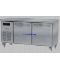 ตู้แช่เคาน์เตอร์สแตนเลส ยี่ห้อ Sanden Intercool รุ่น  SCR3-1207AR (300 ลิตร) แช่เย็น