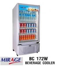 ตู้แช่, ตู้แช่เครื่องดื่ม  ตู้แช่ฝากระจก MIRAGE มิลาด รุ่น BC-172WN ขนาด 6.1 คิว