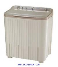 เครื่องซักผ้า 2 ถัง TRIMOND ไตรมอน TWM-S120A ขนาด 12 กก.