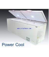 ตู้แช่แข็ง  PowerCool เพาเวอร์คูล PCB-C500D ขนาด 18 คิว (ระบบดิจิตรอน บอกอุณหภูมิ)