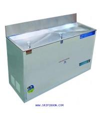 ตู้ทำน้ำเย็น MAXCOOL แม็คคูล MC-R2  แบบน้ำพุ แรงเยอร์ 2 หัวกด E7UXX