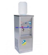 ตู้ทำน้ำเย็น-น้ำร้อน MAXCOOL แม็คคูล MCH-2P_SP ถังคว่ำ 2 ก๊อก 1 ถัง (แผงรังผึ้ง) A8EXX