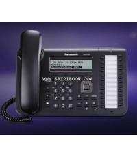 โทรศัพท์บ้าน Panasonic พานาโซนิค KX-UT133  Office SIP 3-line LCD terminal