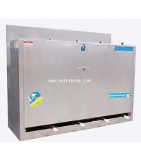 ตู้ทำน้ำเย็น MAXCOOL แม็คคูล MC-R4_SP  แบบน้ำพุ เท้าเหยียบ 4 หัว O7UXX