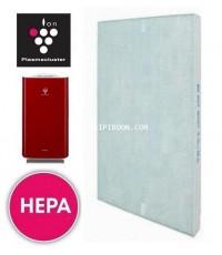 แผ่นฟอกอากาศ SHARP ชาร์ป (ของแท้) รุ่น FU-S40TA, FU-S51TA  ใช้ ( HEPA filter เฮปา PFIL- A105KKEZ)