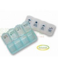 กล่องใส่ยา แบบ 4 ช่อง รหัส AS34-41V