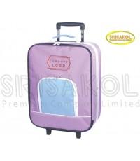 กระเป๋าโครงมีล้อลาก A1703-6B