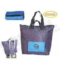 กระเป๋าช้อปปิ้งพับเก็บได้ รหัส A2022-1B