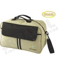 กระเป๋าเดินทาง สีครีม รหัส A2009-15B