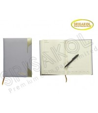 สมุด Diary / Note A4 (ปก PU บุฟองน้ำ) รหัส A2039-1D