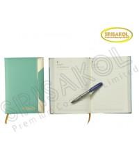 สมุด Diary / Note A5 (ปก PU บุฟองน้ำ) รหัส A2039-5D