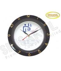 นาฬิกาแขวน 11 นิ้ว  ขอบสีดำ รหัส A2044-7C