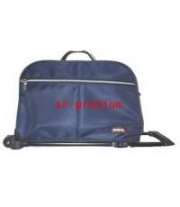 กระเป๋าเดินทางคันชัก ทรงนอน #6655/16