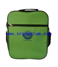 กระเป๋าเอกสารสะพาย ทรงตั้ง 07-0029