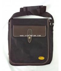 กระเป๋าเอกสารสะพายทรงตั้ง รุ่น 07-0017