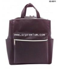 กระเป๋าเป้แฟชั่น รุ่น 02-0011 (528B7)