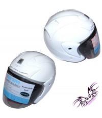 หมวกกันน๊อค S2B-ฟินิกซ์-1 (สีขาว)