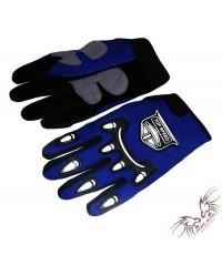 ถุงมือ Top-Speed สีน้ำเงิน