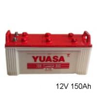 แบตเตอรี่ YUASA (12V 100-200Ah)