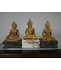 ตัวอย่าง พระพุทธรูปหยก พระหยกแกะสลัก พระจุ่ยเจีย จากประเทศพม่า ขนาดหน้าตัก3นิ้ว