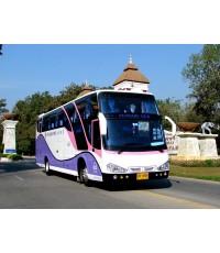 รถบัสปรับอากาศวีไอพีขนาดใหญ่ 40 ที่นั่ง