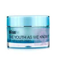 Bliss - ครีมกลางคืน The Youth As We Know It Anti-Aging - 50ml/1.7oz