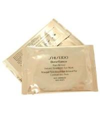 ชิเซโด้ - มาสก์ทรีทเม้นต์บำรุงผิวรอบดวงตา Benefiance Pure Retinol Instant  - 12 pads