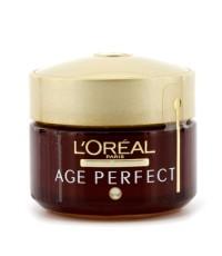 L'Oreal - บาล์มซ่อมแซมผิวรอบดวงตา Dermo-Expertise Age Perfect Intense Nutrition - 15ml/0.5oz