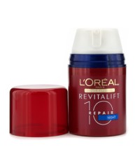 L'Oreal - ซ่อมแซมผิว Dermo-Expertise RevitaLift 10: มอยซ์เจอไรเซอร์บำรุงกลางคืน Multi-Active - 50ml/