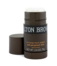 Molton Brown - แท่งระงับเหงื่อและเติมพลังจากพริกไทยดำ - 75g/2.6oz