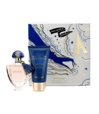 Guerlain - Shalimar Parfum Initial Coffret: Eau De Parfum Spray 40ml/1.3oz + Delicate Body Lotion 75