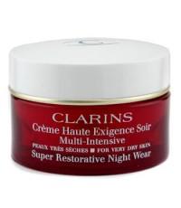 Clarins - ครีมซ่อมแซมผิวสำหรับกลางคืน(สำหรับผิวแห้งมาก) - 50ml/1.7oz