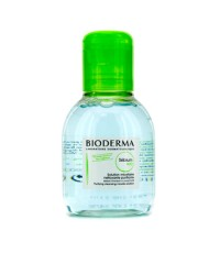 Bioderma - Sebium H2O Purifying Cleansing Micelle Solution (For Combination/Oily Skin) - 100ml/3.3oz
