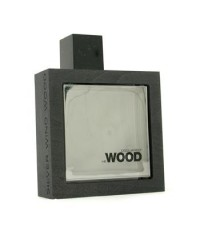 Dsquared2 - สเปรย์น้ำหอม He Wood Silver Wind Wood EDT - 100ml/3.4oz