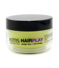 KMS California - แว็กซ์ Hair Play Design ( ผมไม่จับกันเป็นก้อน & ผมเงางาม ) - 75ml/2.5oz