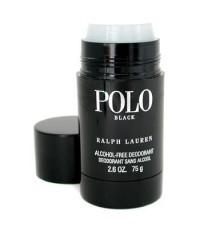 Ralph Lauren - แท่งระงับกลิ่นกาย Polo Black - 75g/2.5oz