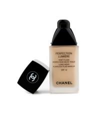 ชาแนล - รองพื้นชนิดน้ำ Perfection Lumiere Long Wear Flawless SPF 10 - # 25 Beige - 30ml/1oz