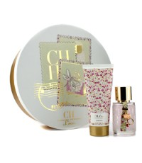 Carolina Herrera - CH L'Eau Coffret: Eau Fraiche Spray 50ml/1.7oz + Body Lotion 100ml/3.4oz - 2pcs