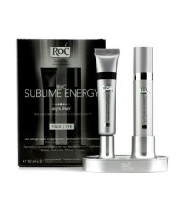 ROC - Sublime Energy Eye Cream Set: E-Pulse Concentrate 10ml + Activating Moisturiser 10ml - 2x10ml/