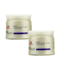 Wella - Biotouch Curl Intensive Mask (For Curly Hair) (MFG Date: Feb 2010)(Duo Pack) - 2x150ml/5oz
