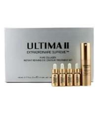 Ultima - ชุดทรีทเม้นต์ฟื้นฟูรอบดวงตาคอลลาเจนบริสุทธิ์ Extraordinaire Supreme  - 4x5ml/0.17oz