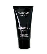 ชาแนล - เจลอาบน้ำ Egoiste Platinum - 150ml/5oz