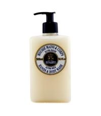 ล็อกซิทาน - ทำความสะอาดมือและผิวกาย Shea Milk Ultra Rich - 500ml/16.7oz