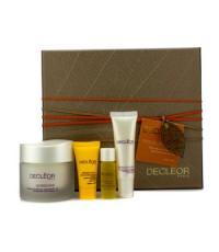 Decleor - Nourishing Treasure Trove: Nutridivine Cream 50ml + Lip Balm 10ml + Serum 5ml + Night Balm