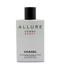 ชาแนล - ทำความสะอาดผมและผิวกาย Allure Homme Sport (ผลิตในอเมริกา) - 200ml/6.8oz