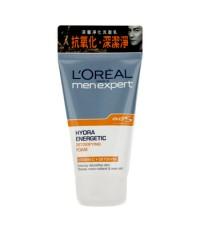 L'Oreal - โฟมกำจัดสารพิษ Men Expert Hydra Energetic - 100ml / 3.4oz